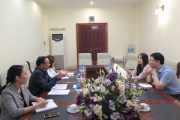 Developing the cooperative relations between VISTIP and Small & Medium Business Corporation(SBC)- Korea.