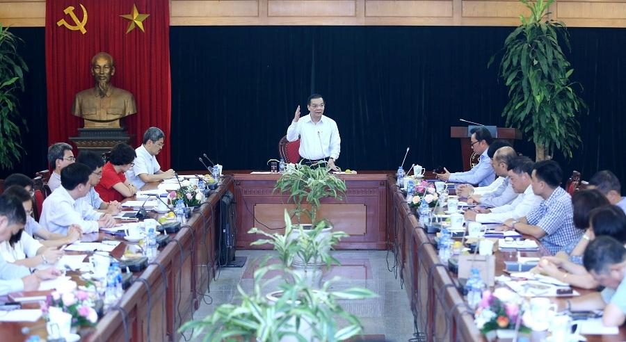 Bộ trưởng Chu Ngọc Anh: Mong muốn Trưởng các cơ quan đại diện ở nước ngoài phối hợp đẩy mạnh hợp tác về KH&CN