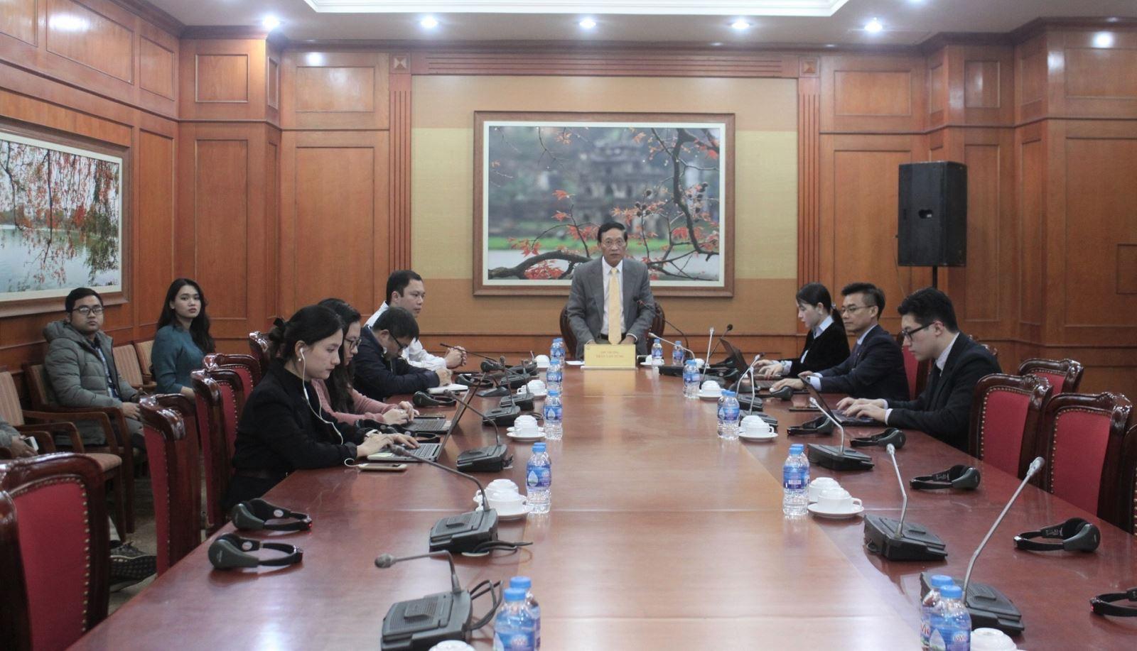 Đổi mới sáng tạo toàn diện để thúc đẩy tăng trưởng và phát triển kinh tế Việt Nam