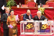 Hai đồng chí lãnh đạo Bộ Khoa học và Công nghệ được bầu vào Ban Chấp hành Trung ương Đảng khóa XIII