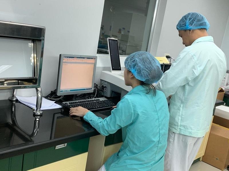 Nghiên cứu vắc xin covid ở Việt Nam