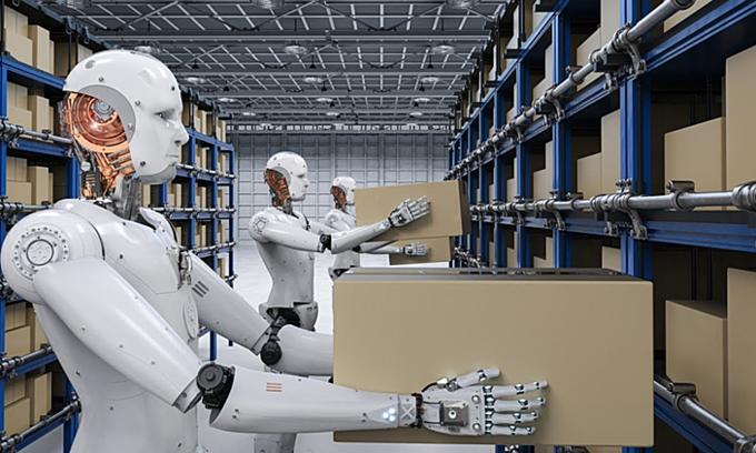Các chiến lược robot của các quốc gia